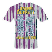 Load image into Gallery viewer, I Don't Know Tour 2016 Tie Dye Tee