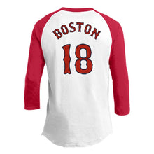 Load image into Gallery viewer, Boston Event 2018 Aug 9 2018 Raglan