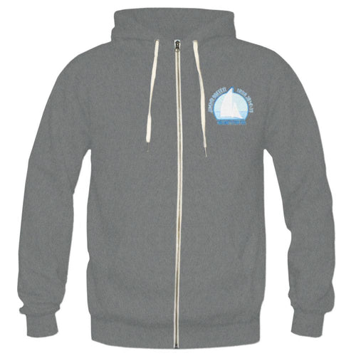 This Ones For You 2014-15 Tour Sailboat Zip Hoodie