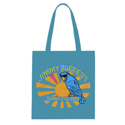 SummerzCool Tour 2009 Blue Tote Bag