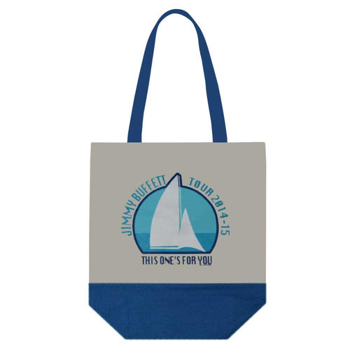 This One's For You Tour 2014-15 Blue / Khaki Tote Bag