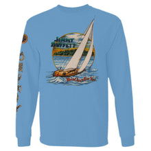 Load image into Gallery viewer, This Ones For You 2014 Tour Sail Boats Long Sleeve