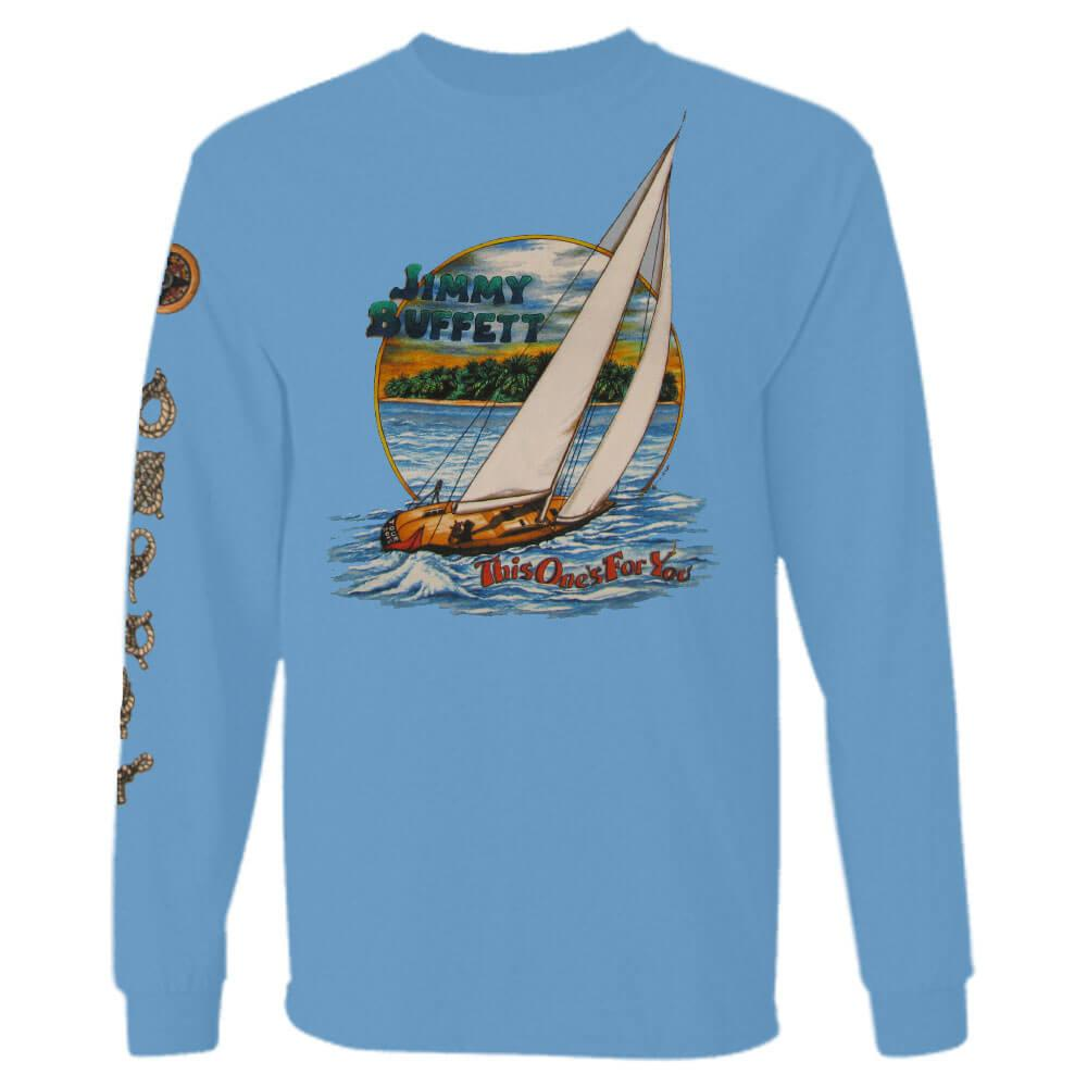 This Ones For You 2014 Tour Sail Boats Long Sleeve