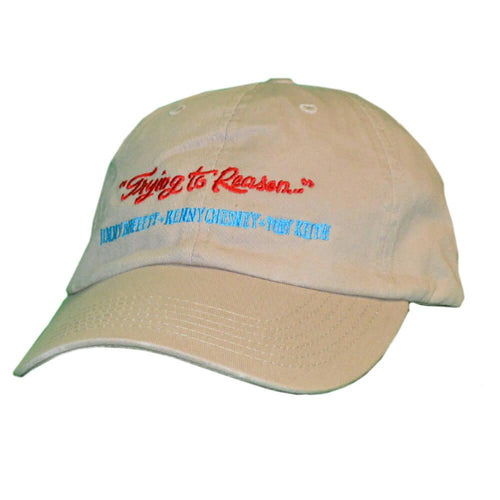 Trying to Reason Tour 2017 Khaki Hat