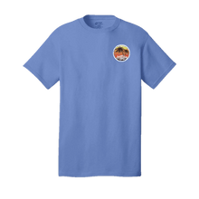 Load image into Gallery viewer, Tryin' To Reason Tour Blue Tee