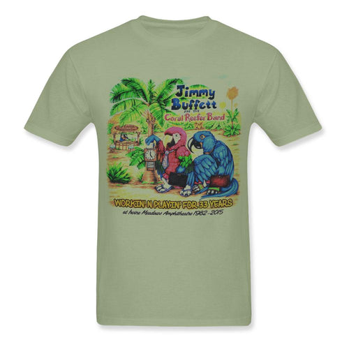 Irvine Meadows 33 Years Green Tee