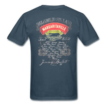 Load image into Gallery viewer, Welcome To Finland Tour 2011-12 Margaritaville Tequila Tee