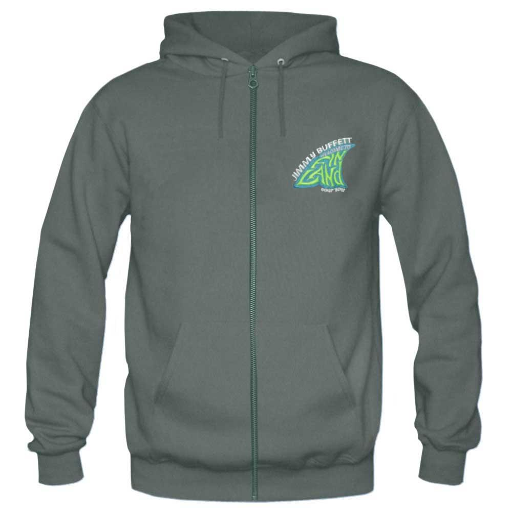 Welcome To Finland Tour 2012 Green Hoodie