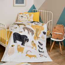 Load image into Gallery viewer, Amarillo Organic Baby Bedding  Set