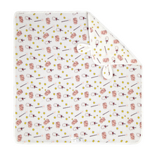 Load image into Gallery viewer, Unicorn Muslin Baby Swaddle Blanket