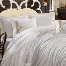 Load image into Gallery viewer, Bosphorus Bed Linen Set (6 pieces)