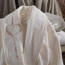 Load image into Gallery viewer, Rose Bathrobe Set (6 Pieces)