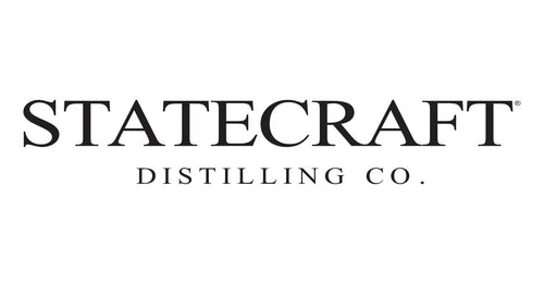 Statecraft Distilling Co. Logo.