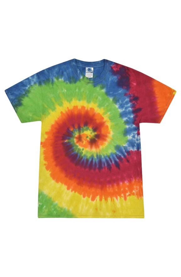 Men's Tie Dye T-Shirt - PHASE4US