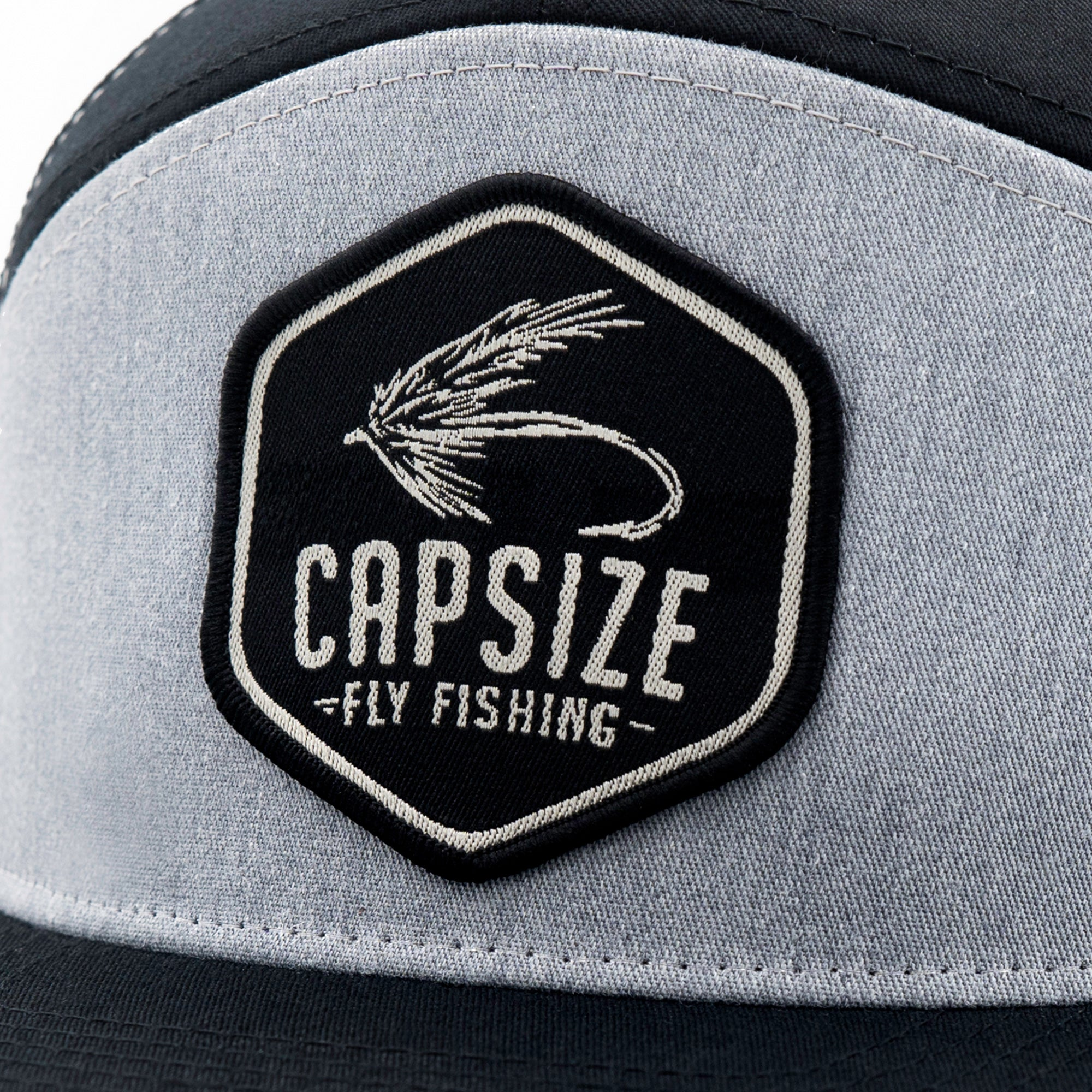 Flat Bill Fly Fishing Hat