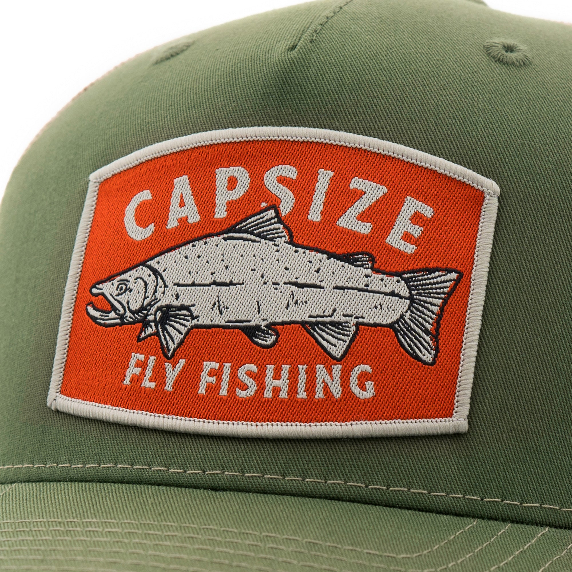 Old School Fly Fishing Hat