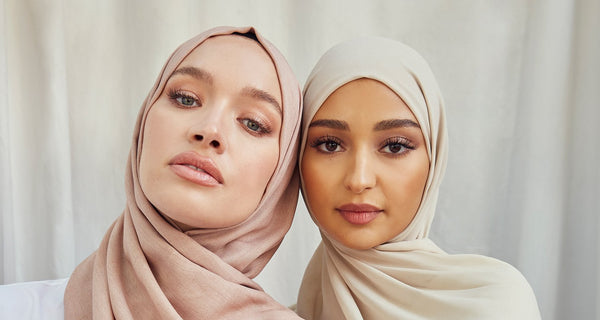 How to wear a hijab without pins
