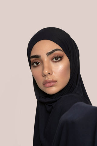 The Classic Wrap Hijab Style