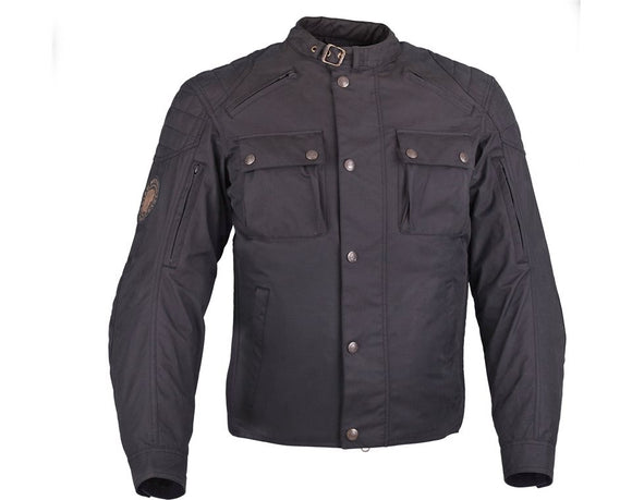 BENJAMIN TEXTILE RIDING JACKET MEN
