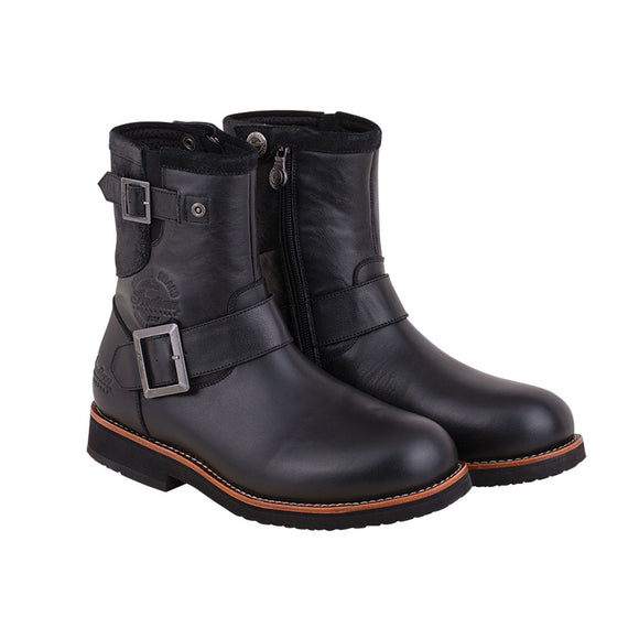 ENGINEER BOOTS MENS- BLACK