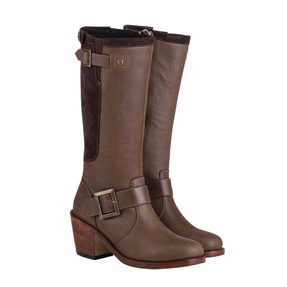 WOMEN'S TALL ENGINEER - BROWN