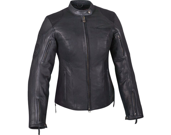 WOMENS HEDSTROM JACKET - BLACK