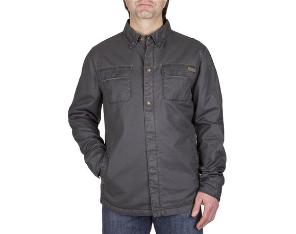 MENS OSCAR COTTON SHIRT JACKET