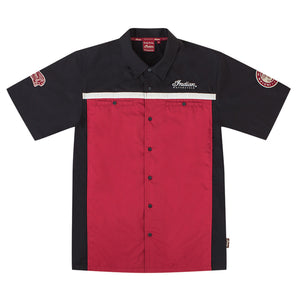 MENS  SHIRT, RED
