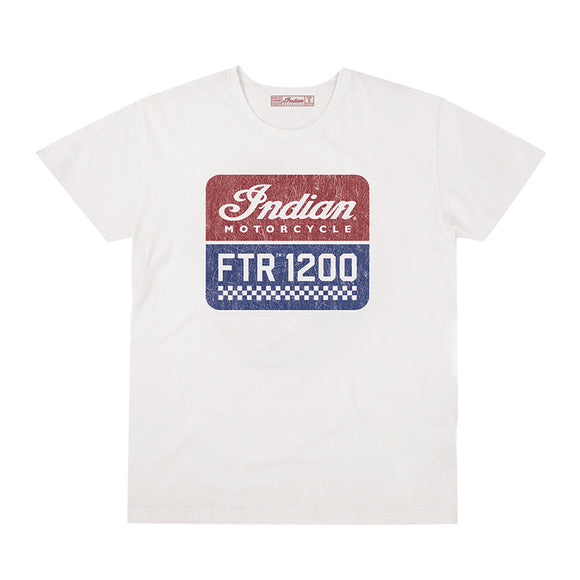 Men's FTR™ 1200 Logo Tee White