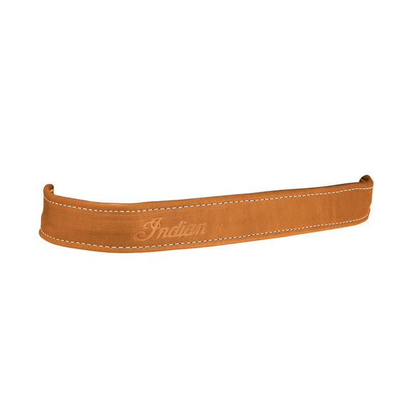 Genuine Leather Floorboard Trim - Distressed Tan
