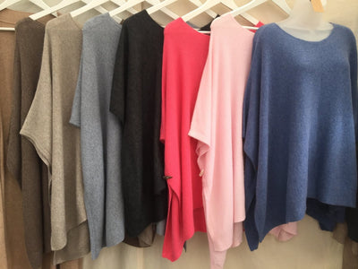 20% Off on Cashmere Kimonos