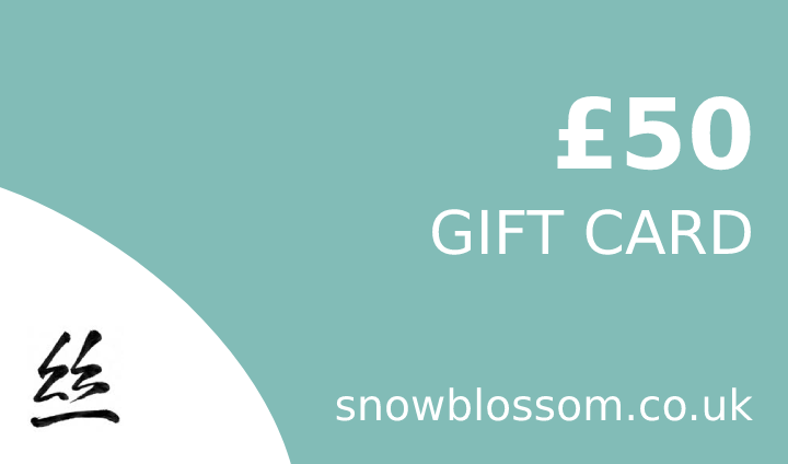 £50 Gift Card - Snow Blossom