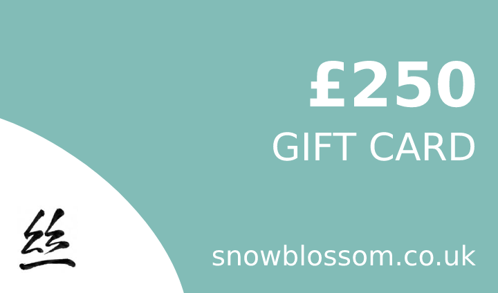 £250 Gift Card - Snow Blossom