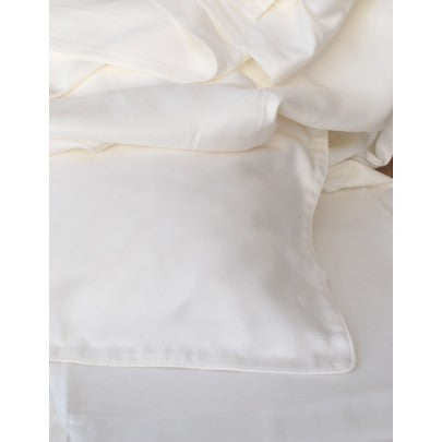 Bamboo Pillowcases - Snow Blossom