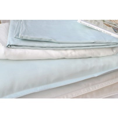 Cot Bed Silk Filled Pillow With Silk Casing - Snow Blossom Limited