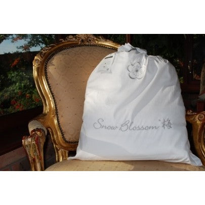 Silk Filled Duvets Encased With Cotton - Snow Blossom Limited