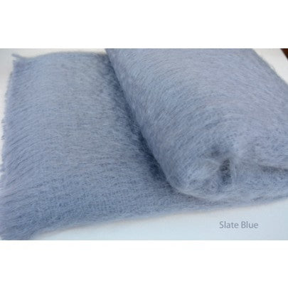 Mohair Blankets - Snow Blossom Limited