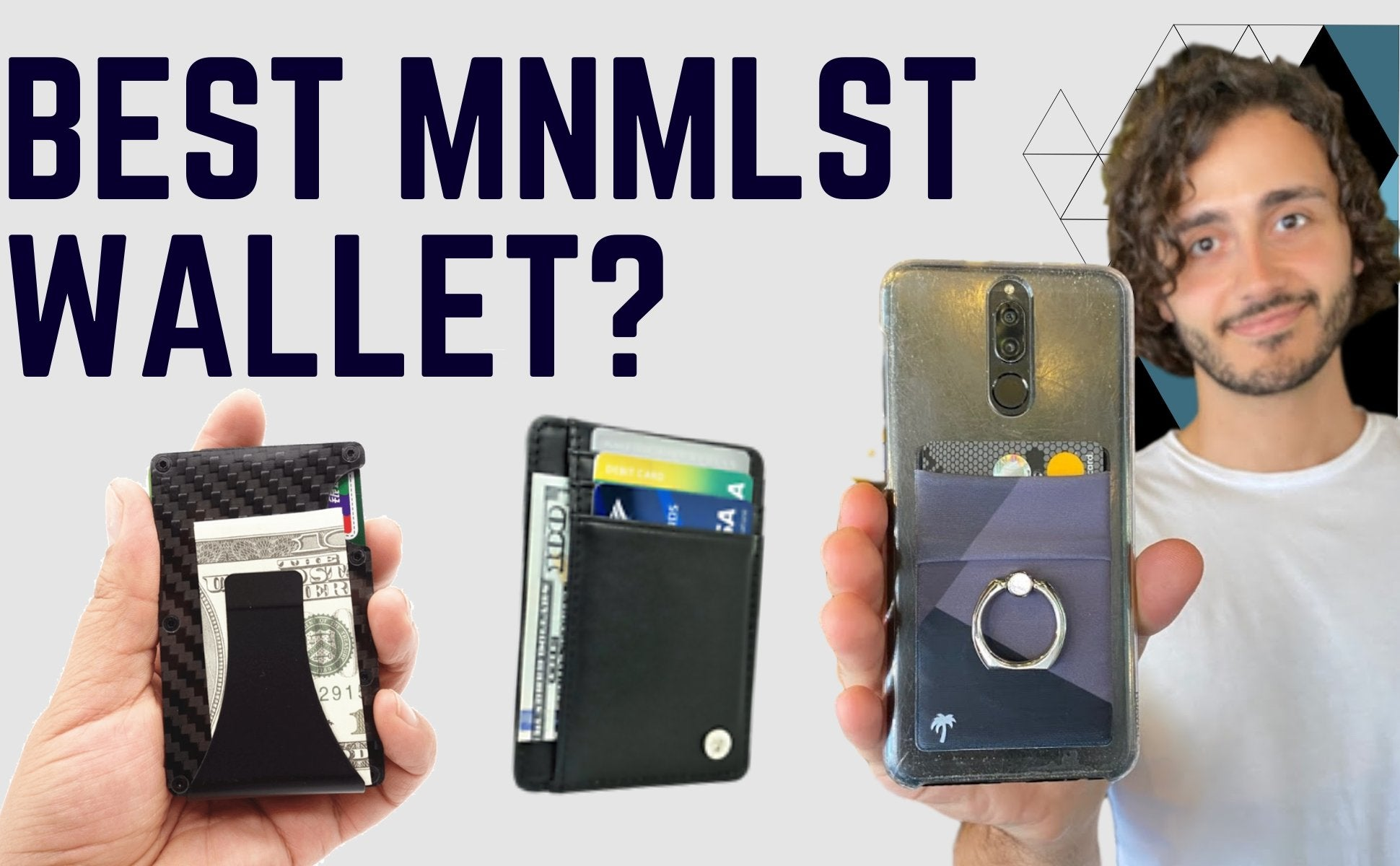 What is the best Minimalist Wallet to buy in 2020? | The StickyWallet