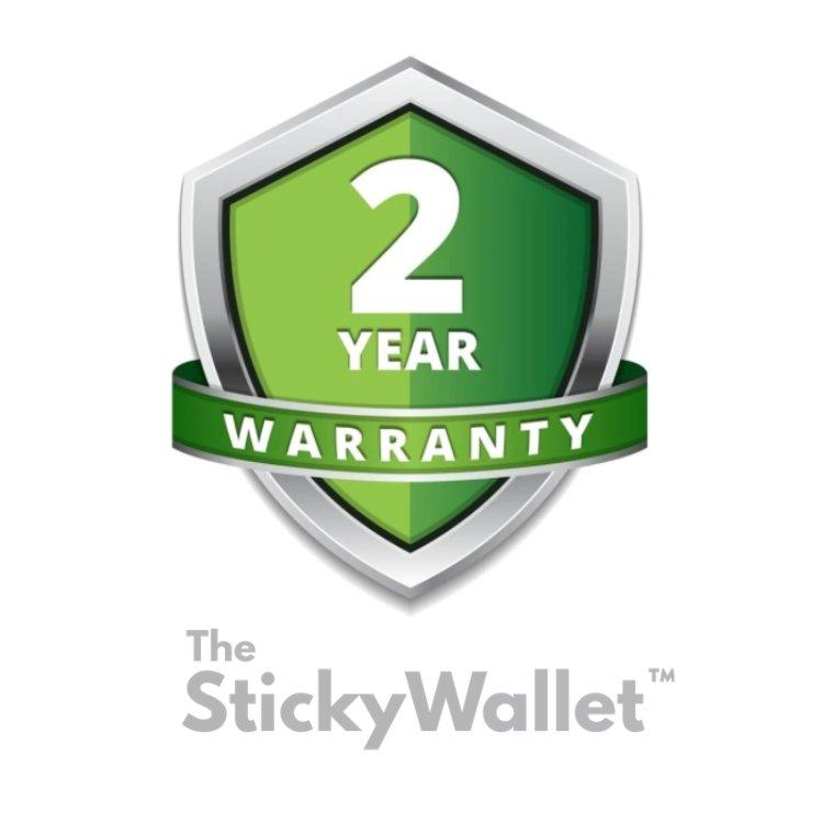 2-Year Extended Warranty for The StickyWallet The StickyWallet