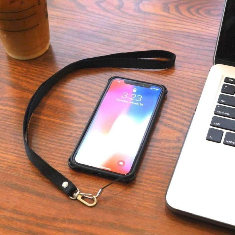 The Lanyard Case for iPhone The StickyWallet