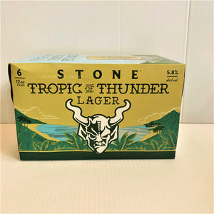 Stone - Tropic of Thunder 355ml Can - 6 Pack