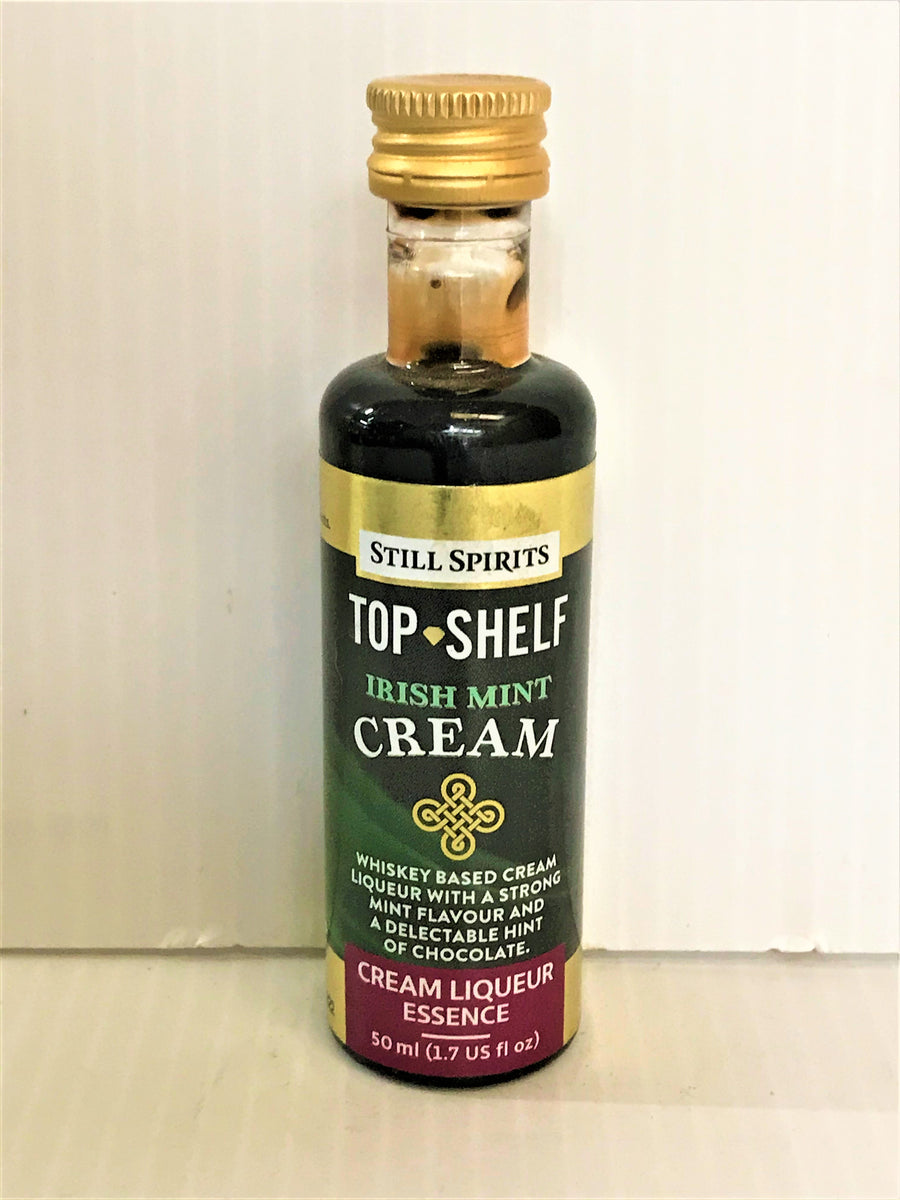 Still Spirits Top Shelf - Irish Mint Cream