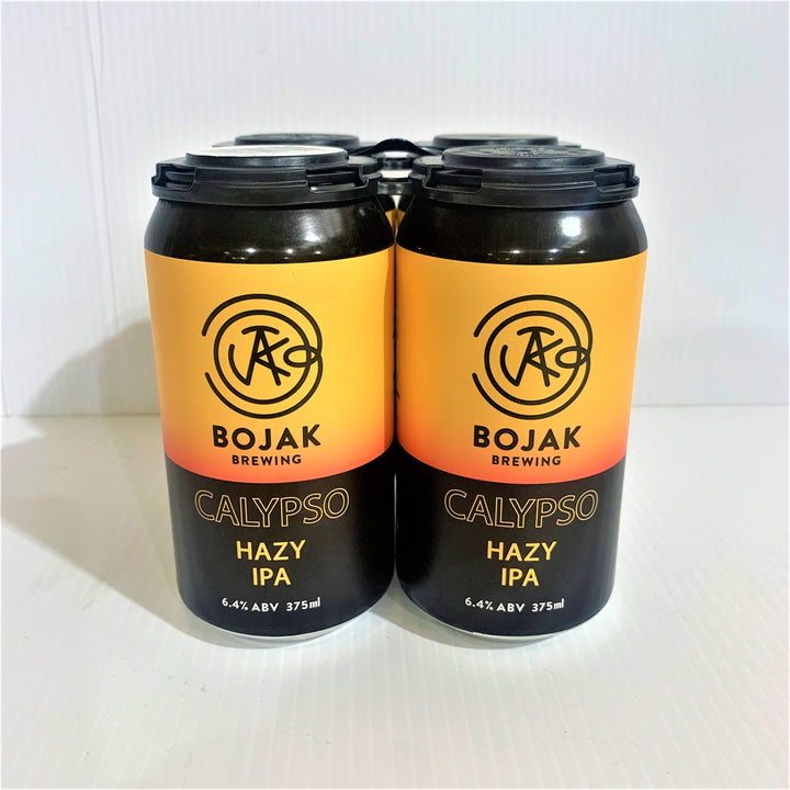 Bojak - Hazy IPA 375ml Can - 4 Pack