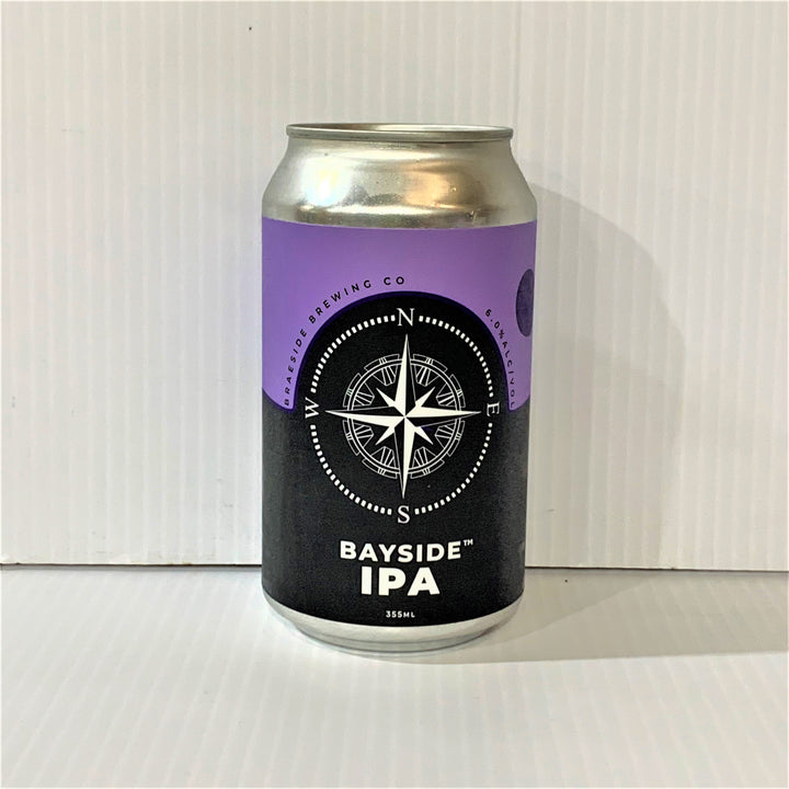 Braeside Brewing - Bayside IPA 355ml Can - Single