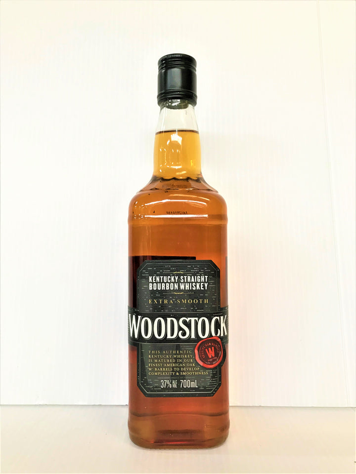 Woodstock - Kentucky Straight Bourbon Whiskey 700ml