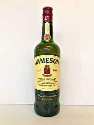 Jameson - Irish Whiskey (Imported) 750ml