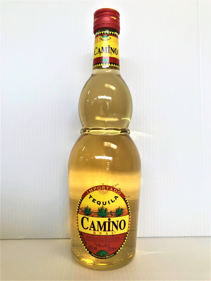 Camino - Real Tequila Gold 750ml