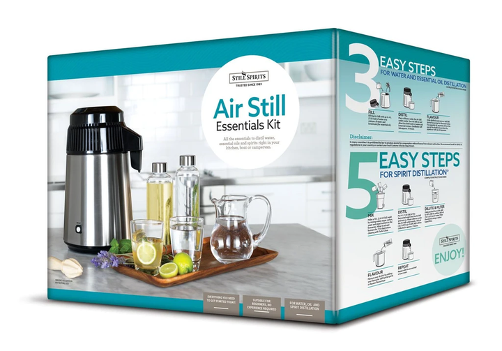 Still Spirits - Air Still Essentials Kit