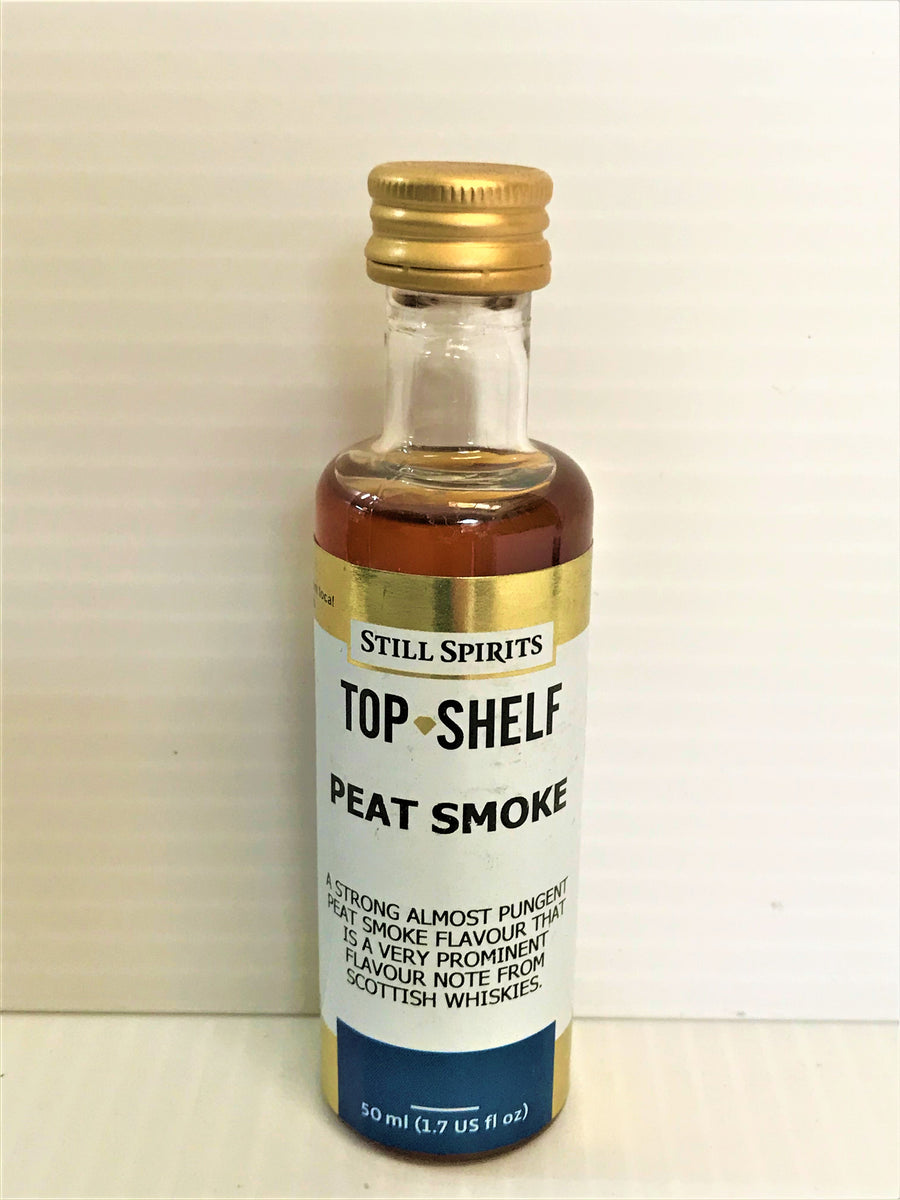 Still Spirits Top Shelf - Peat Smoke
