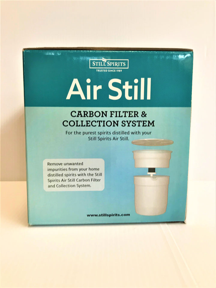 Still Spirits - Air Still Carbon Filter & Collection System